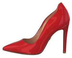 Dámske lodičky 1-1-22400-22-524 Red Patent
