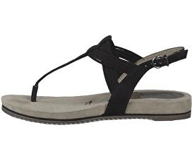 c278f651ac Tamaris Dámské sandále 1-1-28107-22-001 Black