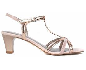 Dámské sandále 1-1-28329-22-586 Rose Met/Glam