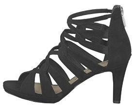 Dámske sandále 1-1-28353-22-001 Black