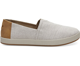8c8bf7994b1 TOMS Pánské Slip-on Oxford Tan Space-Dye Avalon