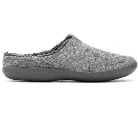 Pánské šedé pantofle Grey Slub Berkeley