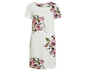 Dámske šaty Vitinny New S/S Dress - Lux Cloud Dancer