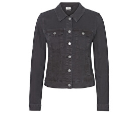 Dámská bunda Hot Soya Ls Denim Jacket Mix Noos Black