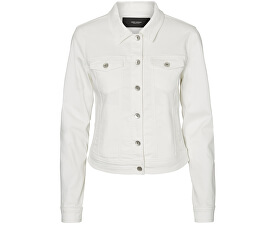 Femei Jacket Hot Soya Ls Jack Denim și Mix Noos Bright White