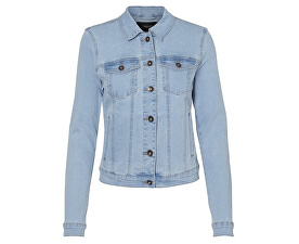 Dámská bunda Hot Soya Ls Denim Jacket Mix Noos Light Denim Blue