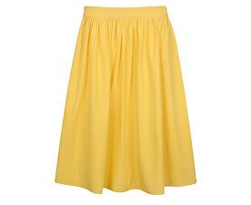 Dámska sukňa Ladina H/W Calf Skirt D2-3 Cream Gold