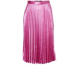 Dámská sukně Nedaly Pleated Skirt D2-1 Opera Mauve