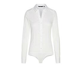 Body pentru femei Lady L/S G-String Shirt Noos Bright White