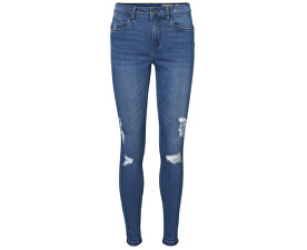 "Blugi pentru femei Seven Shape Up Mr S J Destr Vi309 Noos ""32 Medium Blue Denim"