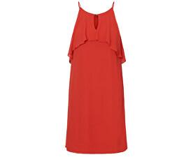 Dámske šaty Alba S/L Abk Dress Wvn Fiery Red