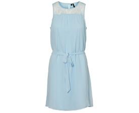 Dámské šaty Alia S/L Short Dress Wvn Cool Blue
