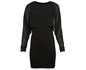 8182d7e3421d Vero Moda Dámske šaty Ewa Abk Dress Black