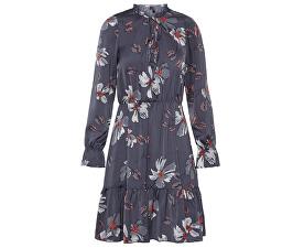 Dámske šaty Isla Alba L/S Blk Dress FD18 Ombre Blue Jenna