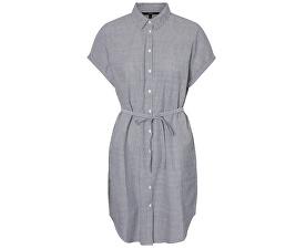 5e5d44d5e Vero Moda Dámské šaty Jane Sl Abk Shirt Dress Wvn Ki Snow White Night Sky