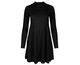 Dámske šaty Norwalk New Glory Ls Dress Black