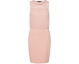 Dámske šaty Shania Sl Short Dress Boo Jrs Misty Rose