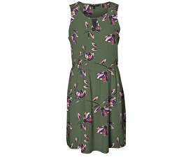 Dámské šaty Simply Easy Visc Sl Short Dress Kalamata