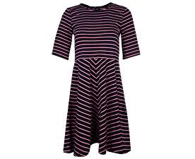 5277593ef Vero Moda Dámské šaty Doss Lacole Ls O-neck Dress Boo Night Sky W ...