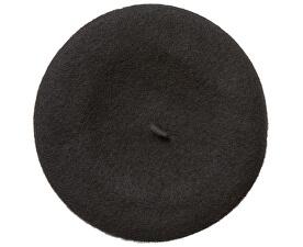 Dámský baret VMEMILY WOOL HAT Black