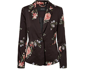 Blazer pentru femei Victoria Ls Print Blazer Navy Blazer