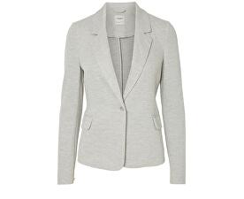 Femei blazer Vmjulia LS Blazer DNM Noos 10154123-Melange Light Grey