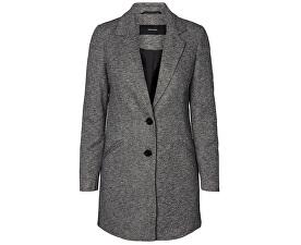 Dámsky kabát Jackie Cool 3/4 Jacket Boos Dark Grey Melange