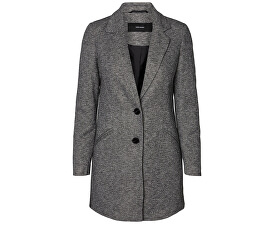 Palton pentru femei Jackie Cool 3/4 Jacket Boos Dark Grey Melange