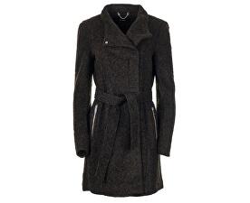 Dámský kabát Two Dope Loop Aw18 3/4 Jacket Boos Peat Silver