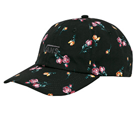 Dámska šiltovka Court Side Print Hat Satin Floral VN0A34GRUV31