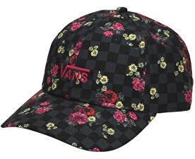 Női baseball sapkaCourt Side Printed Hat Botanical Check VN0A34GRUWX1