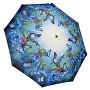 Női összecsukható teljesen automatikus esernyő Bluebells GFFBB
