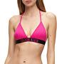 Női bikini felső Fixed Triangle-Rp KW0KW00883-TZ7 Pink Glo