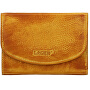 Dámska kožená peňaženka LG-2522/D Yellow