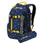 Backpack Basejumper 5 K-Birds Navy, Black