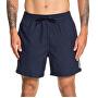 Férfi fürdőnadrág  Vert Volley 17 Navy Blazer EQYJV03595-BYJ0