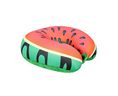 Cestovní polštář meloun