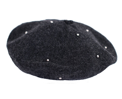 Dámsky baret cz17590.3 Graphite
