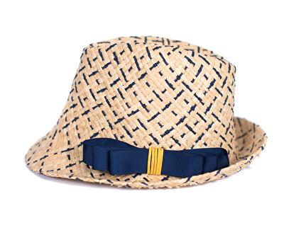 Art of Polo Dámský letní klobouk s mašlí cz17008.2