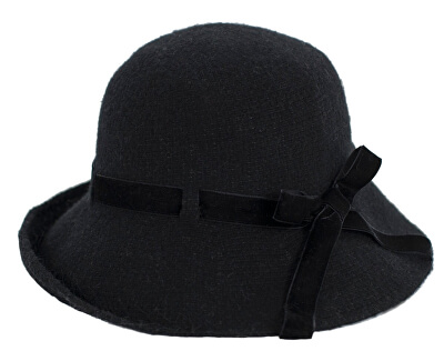 Klobúk cz16252.4 Black