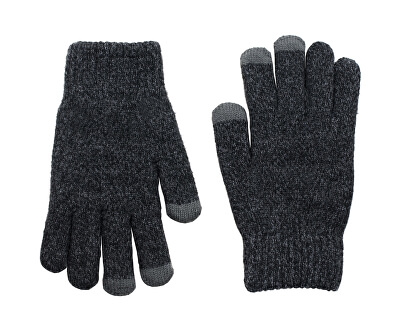 Pánske rukavice rk18400.2 Black