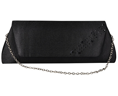 Női alkalmi táska 1605 fekete
