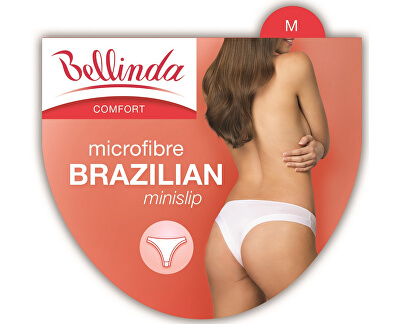 Dámske nohavičky Brazilian Minislip BU812882-094