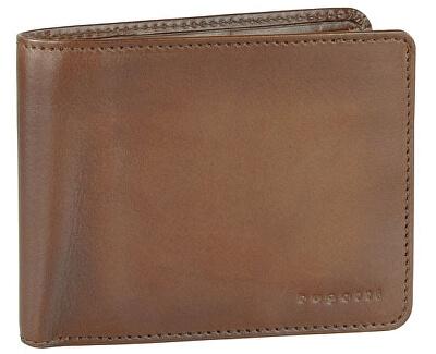 Pánska kožená peňaženka Domus RFID 49322907 Cognac
