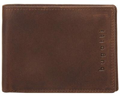 Portmoneu din piele pentru bărbați Romano 49399402 Brown
