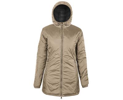Jachetă de iarnă două fețe de damă Double Way Parka Woman BRFW2097-BLK