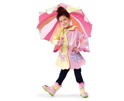 Detský palicový dáždnik Kido rable Lotus U0100LOT