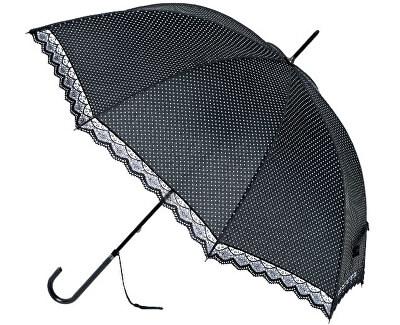 Dámsky dáždnik Class ic Lace Black BCSLBL1