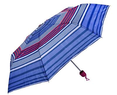 Dámský skládací deštník Perletti Basics Collection 12258 Rose
