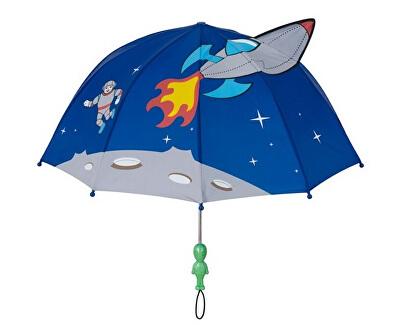 Dětský holový deštník Kidorable Space Hero U0100SP